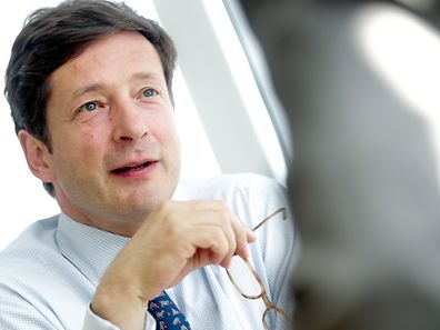 Luxembourg for Finance CEO Nicolas Mackel
