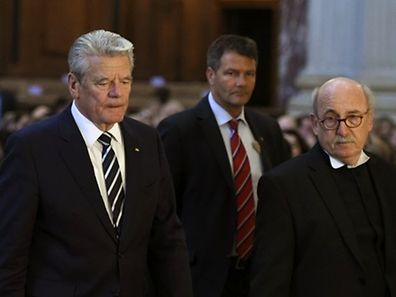 Bundespräsident Joachim Gauck zieht mit Völkermord-Aussage Ärger der Türkei auf sich.