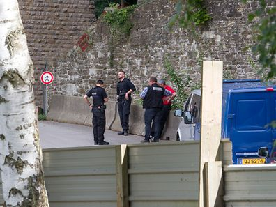 The body was discovered on August 20 in Rue Saint Ulric in Luxembourg City's Grund