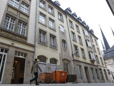 """The site of the """"Luxembourg House"""""""