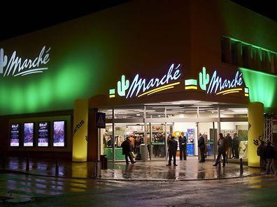 O novo Cactus-Marché fica em Bonnevoie