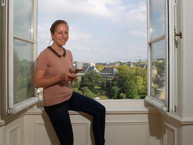 Runa Egilsdottir, new Luxembourg City councillor