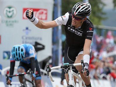 Laurent Didier fuhr auf der fünften Etappe der USA Pro Challenge den einzigen Luxemburger Profisieg der Saison ein.