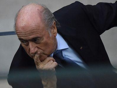 Fifa-Präsident Joseph Blatter hat sich für eine WM 2022 im Winter ausgesprochen.