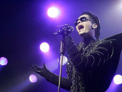 Bill Kaulitz sorgte beim Konzert in der Rockhal für Euphorie.