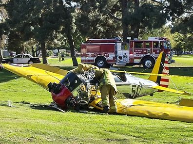 -HARRISON-FORD-CRASHES-HIS-VINTAGE-AIRPLANE