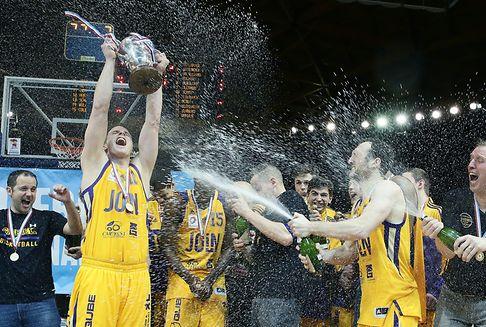 Sportwochenende in Bildern: Basketball dominiert