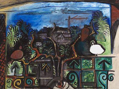 La toile datant des années 1960 ne sera finalement pas vendue.