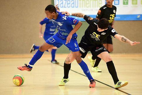 Futsal: Samba 7 ALSS au firmament, bonne opération pour Nordstad et Feulen