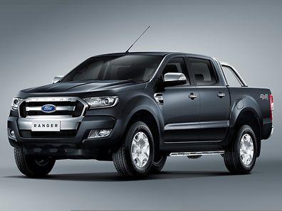 Der Ford Ranger bekommt ein neues Frontdesign, effizientere Motoren und eine aufgewertete Ausstattung.