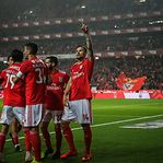 Benfica apresenta providência cautelar contra interdição da Luz por quatro jogos