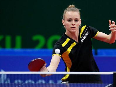 Sarah de Nutte konnte ihren Titel bei den Landesmeisterschaften verteidigen.