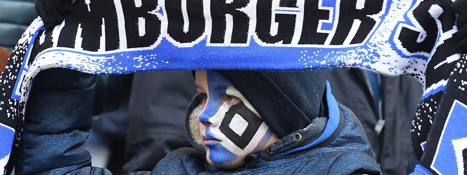 Die Hamburger Fans hatten am Samstag wieder keinen Grund zur Freude.