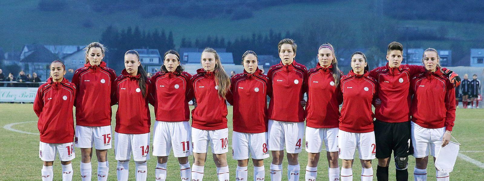 Frauen Nationalmannschaft Fussballerinnen Verpassen Einzug