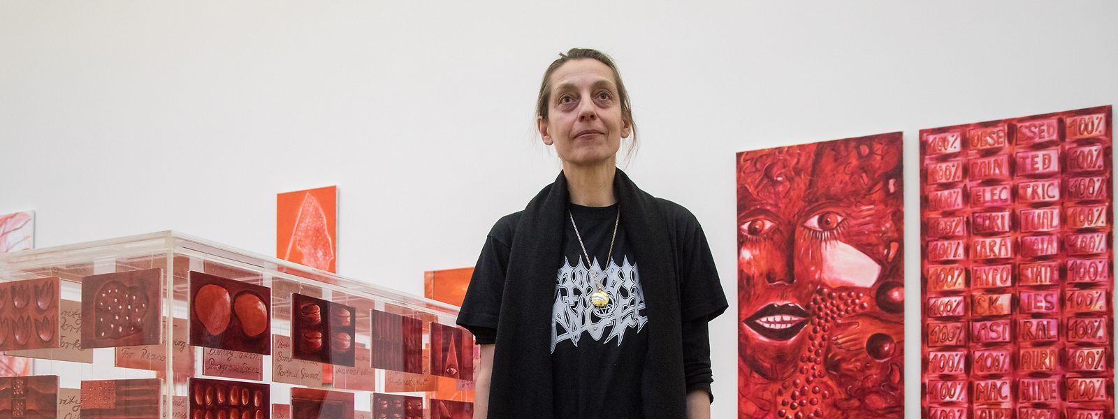 Jutta Koether, une artisteà l'écoute de son tempset de ses racines.