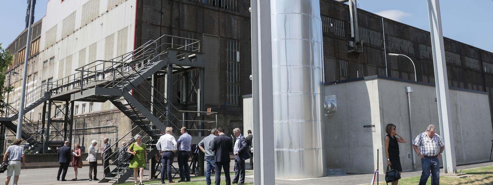 Le projet permet d'éviter la consommation, chaque année, de l'équivalent de 1,6 million de litres de mazout.