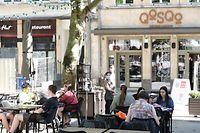 Wirtschaft, Restaurant QoSQo, Place d'Arme, Pierre Scholer, foto: Chris Karaba/Luxemburger Wort