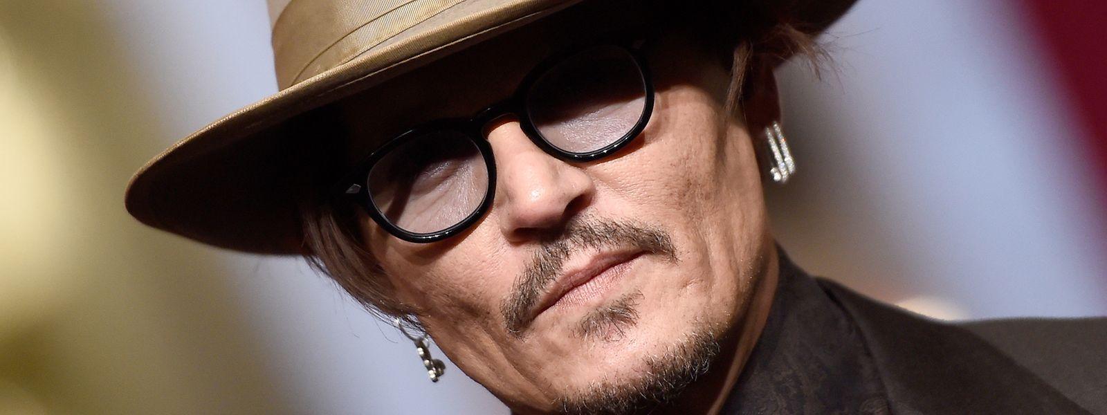 "Am Freitag ""das"" Festivalgesicht: Johnny Depp."