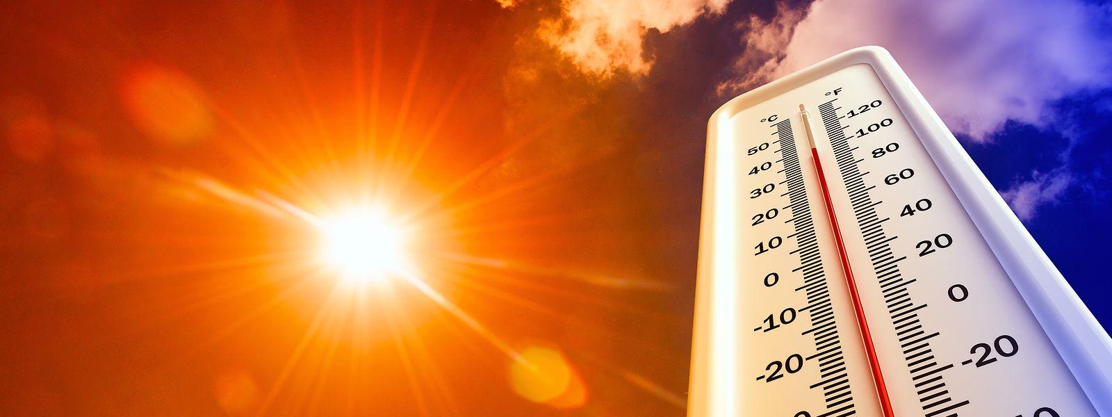 Der globale Temperaturanstieg geht fast ungebremst weiter.