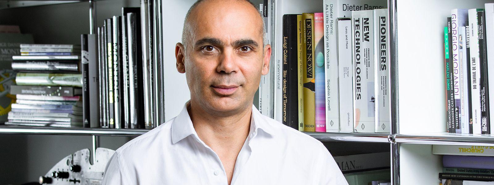 Bruno Belamich, geboren und aufgewachsen in Paris, gründete 1994 das Unternehmen Bell & Ross zusammen mit seinem Kollegen Carlos Rosilli.