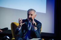 Luxembourg Sustainability Forum 2017 IMS - Jean Jouzel - Photo : Pierre Matgé