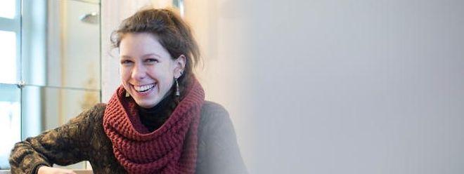 Nina Tomàs de passage au Luxembourg: «J'ai besoin d'un chez moi.»