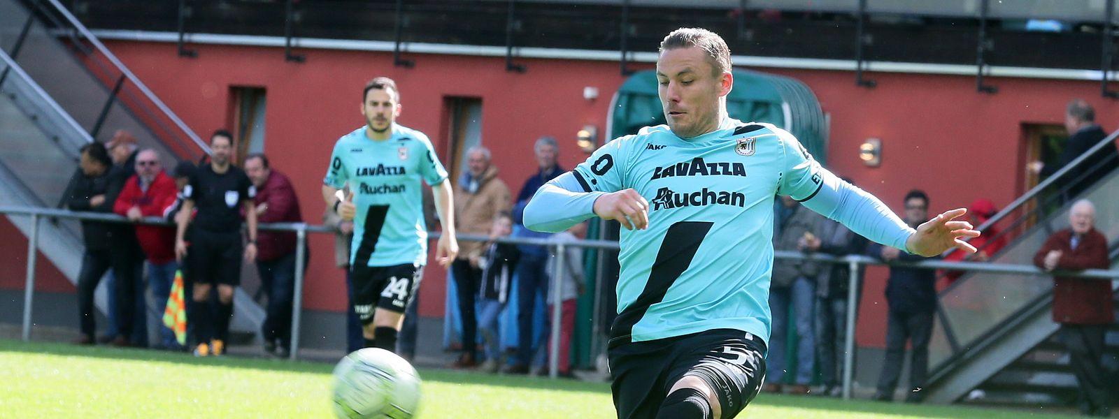 Kapitän Tom Schnell und seine Düdelinger Teamkollegen wollen erneut eine starke Europapokalsaison spielen.