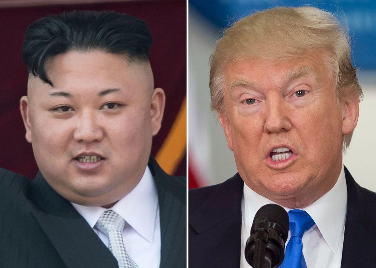 Die Eskalation durch den nordkoreanischen Machthaber reizt die USA unter Donald Trump aufs Äußerste.