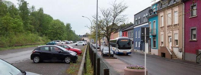 Das Flüchtlingsheim in Esch soll Mitte 2017 in Betrieb genommen werden.