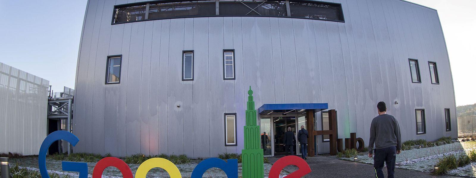 O Luxemburgo já perdeu duas corridas para a instalação da Google, mas quer garantir que à terceira ganha