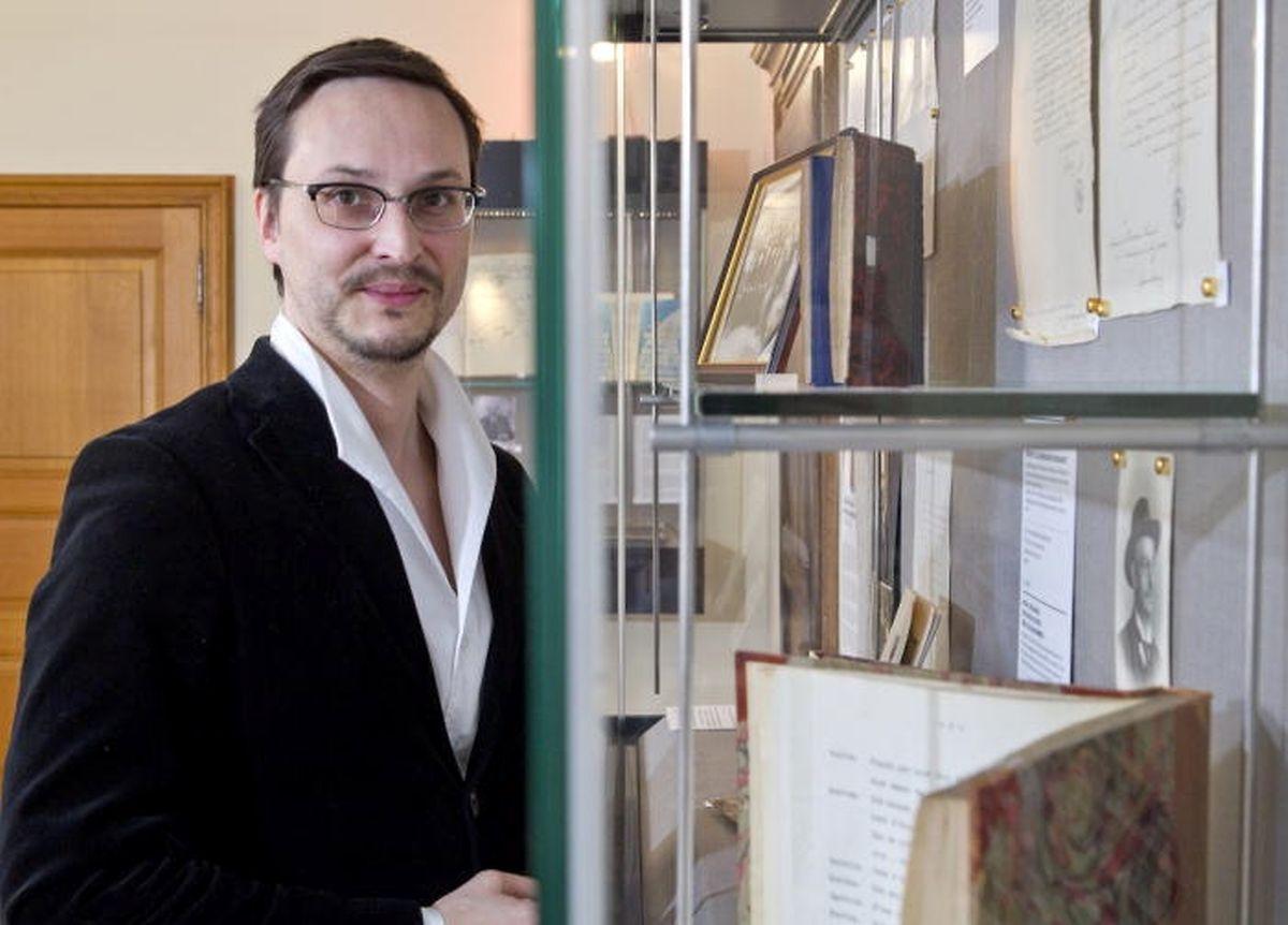 Seit 2012 ist Claude Conter Direktor des CNL.