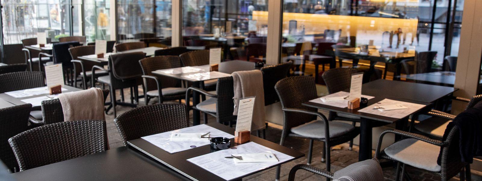 Gemütliche Abende in der Kneipe oder im Restaurant gehören vorerst wieder der Vergangenheit an.