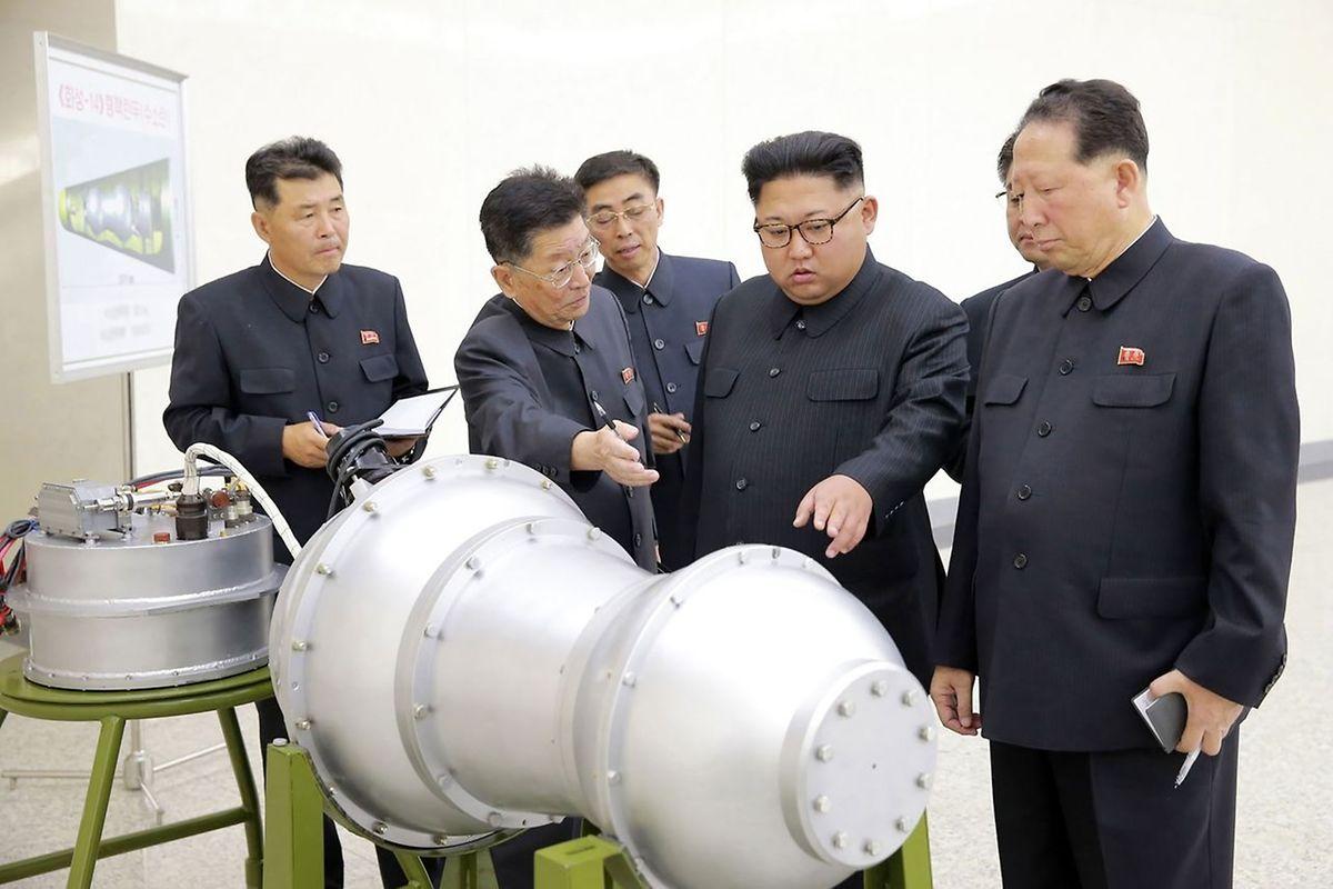 Der Atomtest war der bisher stärkste Nordkoreas.