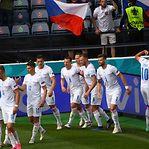República Checa empata com Croácia e tem 'oitavos' à vista