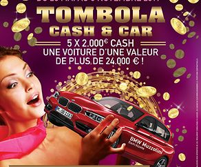 TOMBOLA CASH & CAR