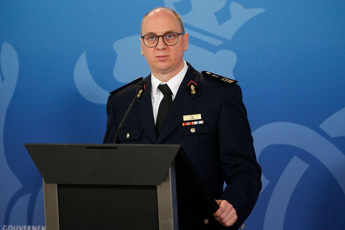 Le système d'alerte «First Responder», tout comme la formation des forces de secours sont suspendus pour le moment a précisé Paul Schroeder, directeur général du CGDIS