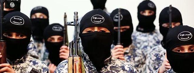 """IS-Propagandavideos berichteten immer wieder über die Kindersoldaten des """"Kalifats""""."""
