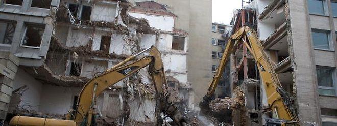 """Lydie Polfer: """"Eine Stadt, die keine Baustellen hat, ist keine lebendige Stadt""""."""
