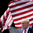 """(FILES) In this file photo taken on June 5, 2018 US President Donald Trump leaves after the """"Celebration of America"""" at the White House in Washington, DC. President Donald Trump turned 72 on June 14, 2018, having returned to the fray of Washington politics after his grueling trip to Singapore for the summit with North Korean leader Kim Jong Un. Trump in 2016 was the oldest person to assume the US presidency -- he was 70 then -- although Ronald Reagan was 73 when he was re-elected in 1984.Trump's health, both physical and mental, have been the subject of keen interest in America. / AFP PHOTO / Brendan Smialowski"""