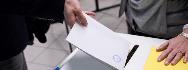 2023 finden die Kommunalwahlen ausnahmsweise am ersten Sonntag im Juni statt.