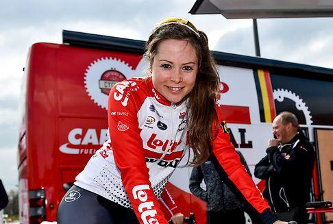 Hoffmann beendet ihre Radsportkarriere
