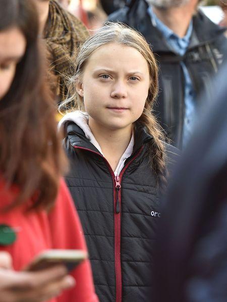 Greta Thunberg will jetzt nach Madrid reisen.