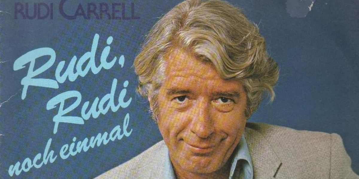 Rudi Carell war beliebt und bescheiden zugleich.