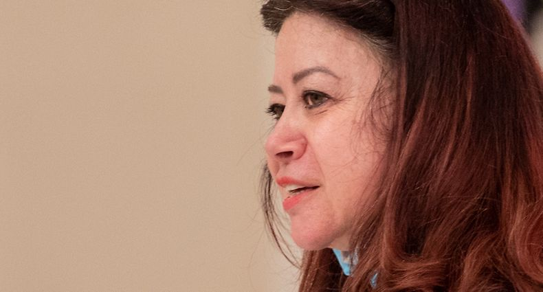 Politik, Rapport annuel Ombudsman, Claudia Monti, Foto: Chris Karaba/Luxemburger Wort