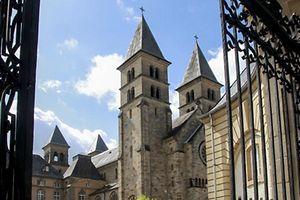 7.5. Echternach/ Basilika Echternach   Foto: Guy Jallay