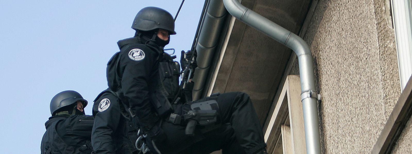 Les quelque 70 policiers de l'USP doivent être «aptes du point de vue psychique et physique» et avoir moins de 35 ans.