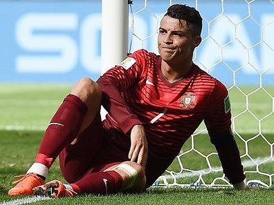 Model oder Fußballer? Cristiano Ronaldo kann wohl beides.