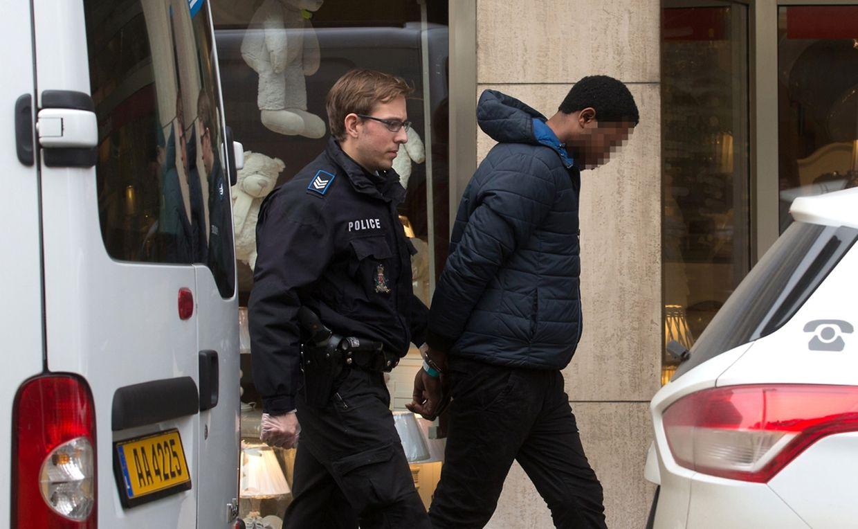 Die Polizei zerschlug am Dienstag in Wasserbillig einen Drogenring.