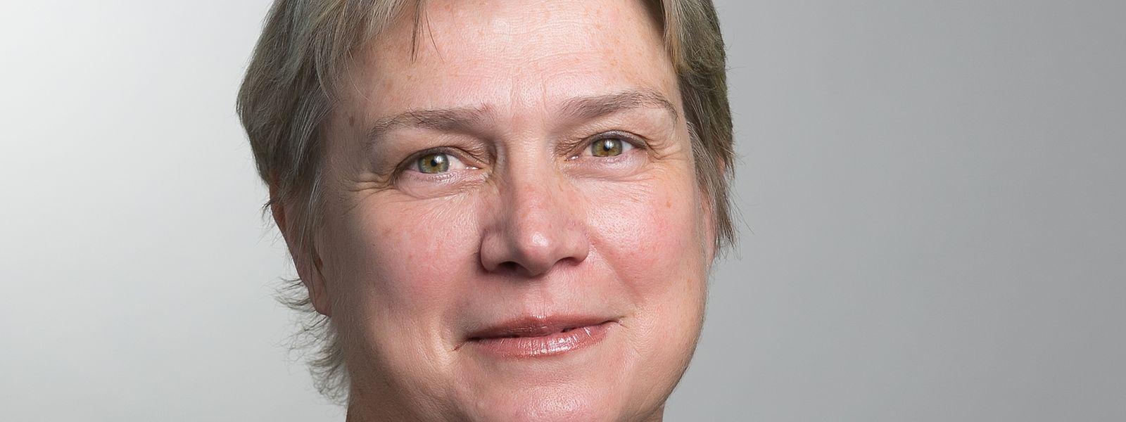 Hjoerdis Stahl ist seit 2013 Direktorin von Post Courrier und seit 2016 Mitglied des Exekutivkomitees.