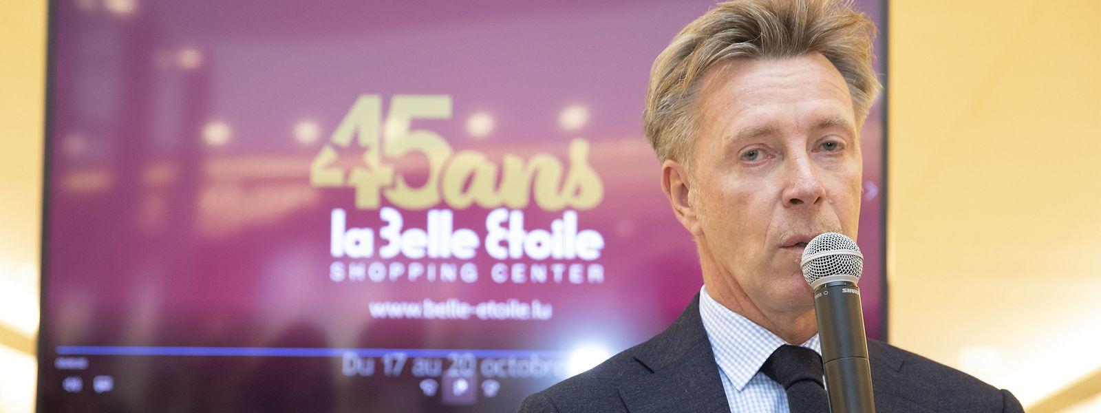Laurent Schonckert, administrateur de La Belle Étoile, regrette que les nouveaux centres soient portés par des promoteurs immobiliers.